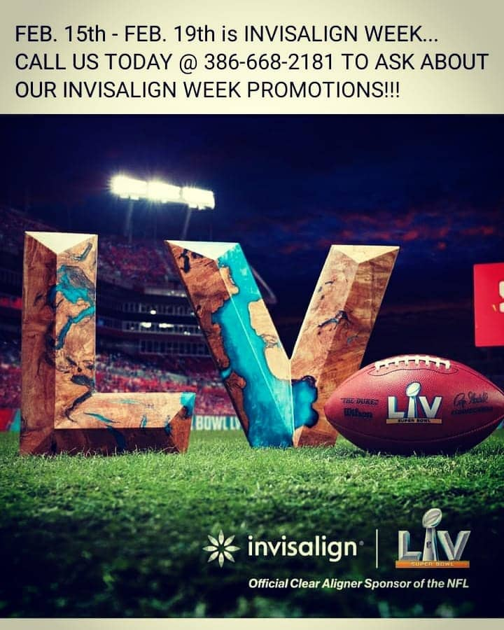 Invisalign promotions are coming to River City Dentistry