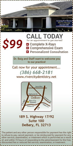 River City Dentistry Coupon